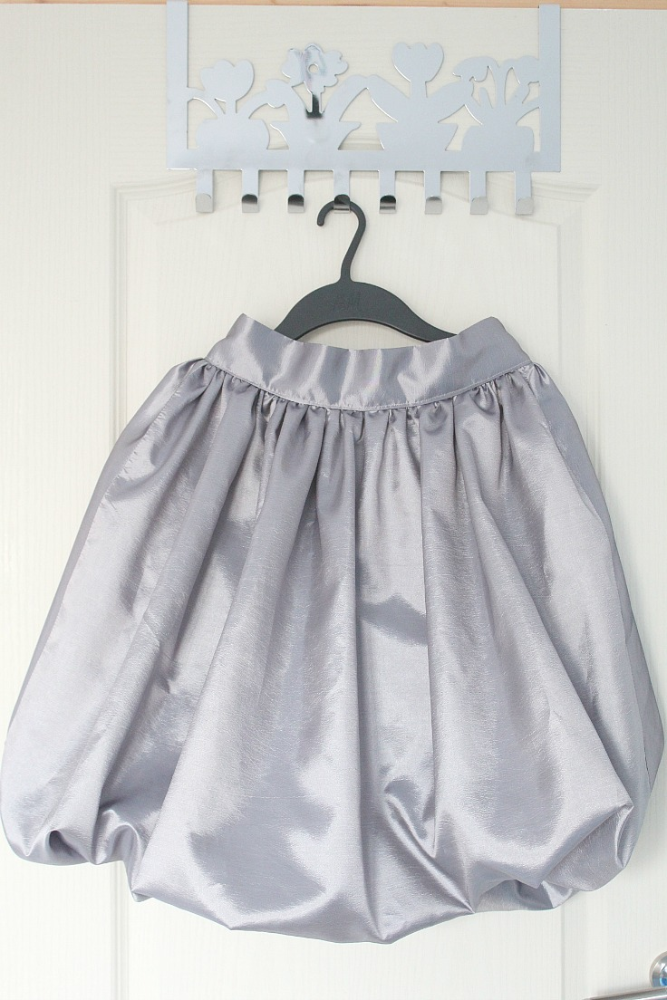 Womens bubble skirt tutorial