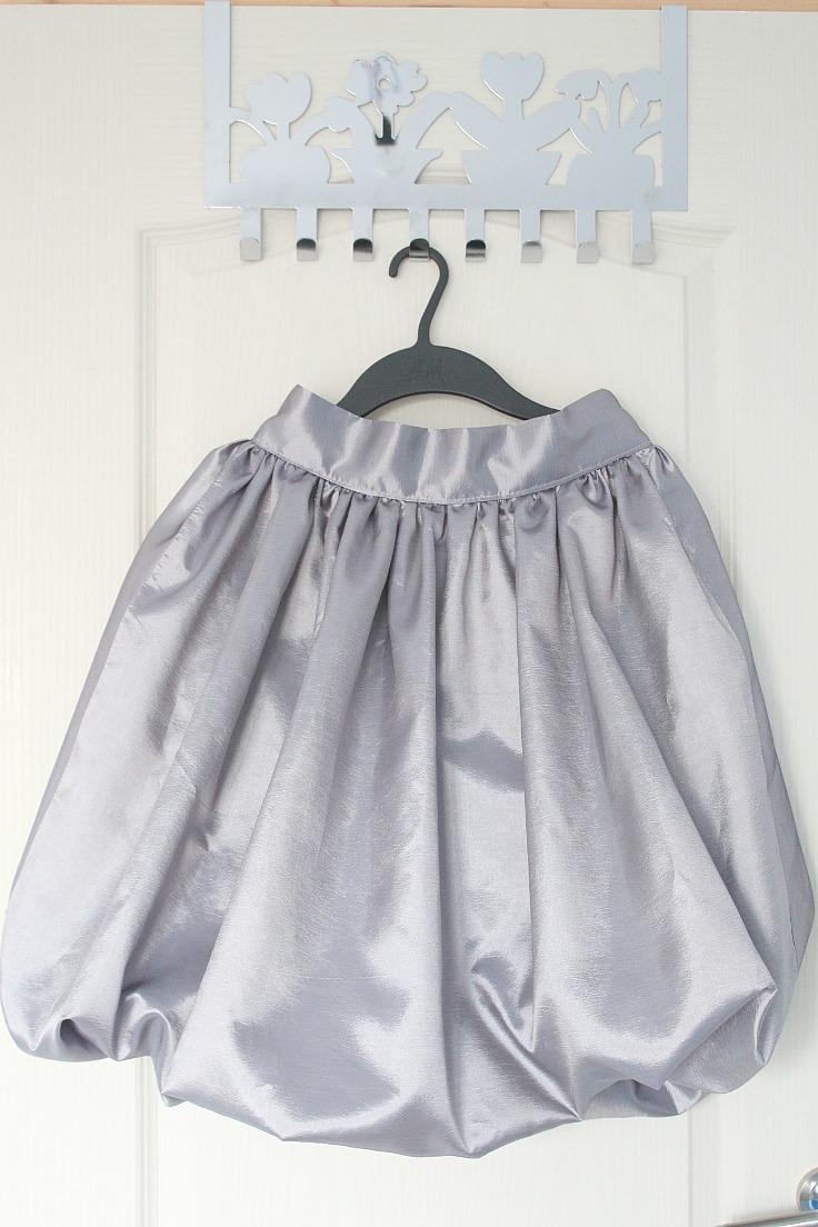 Womens bubble skirt tutorial