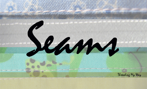 Different types of seams guide