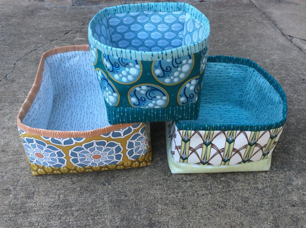 Nested Baskets pattern