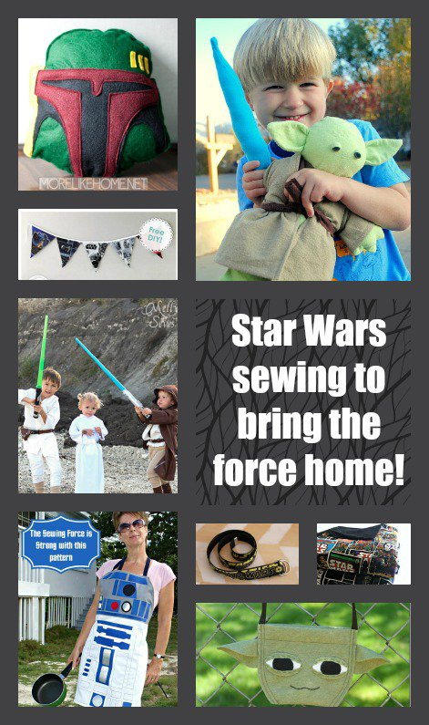 Star wars sewing projects