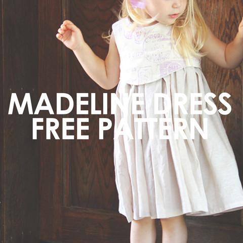 Madeline dress pattern