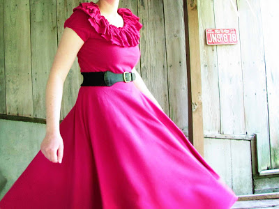 Twirling dress Tutorial