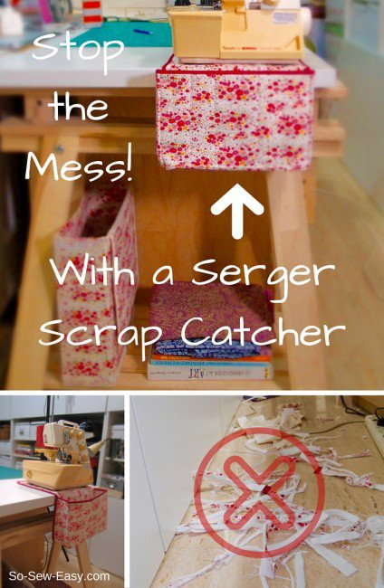 Scrap catcher tutorial