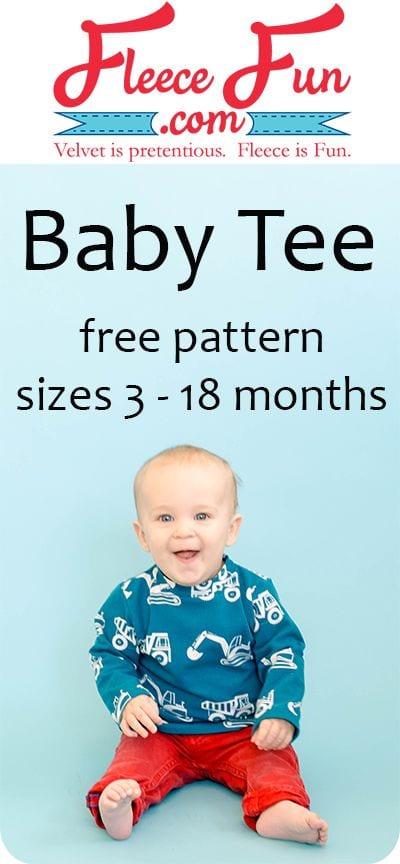 make a baby t shirt