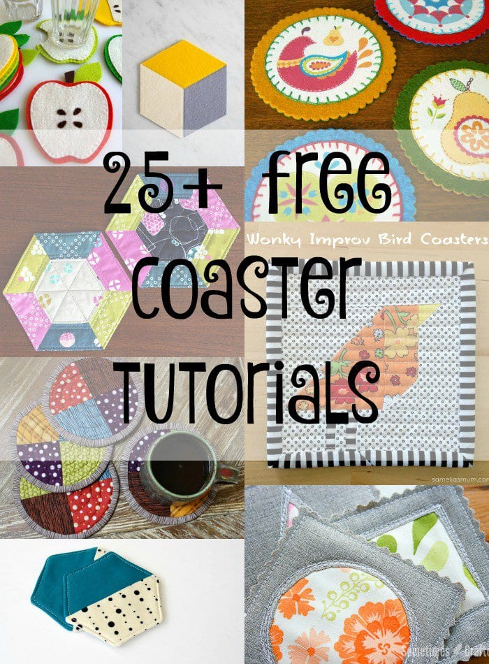 Free Coaster Patterns