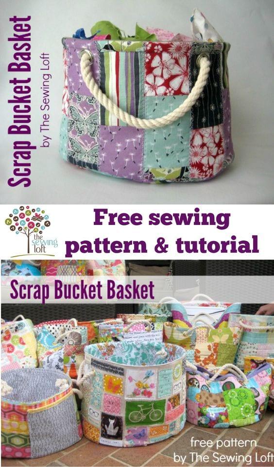 Scrap bucket pattern