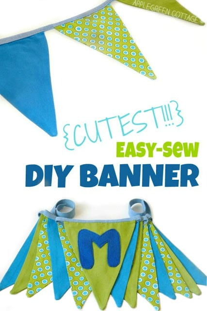 Bunting Banner Tutorial