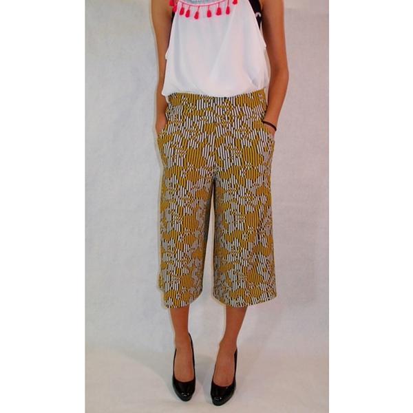 Culottes free pattern