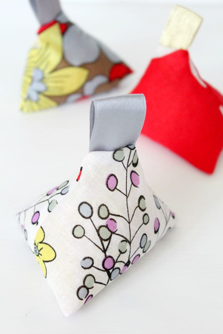 Pattern weights sewing tutorial