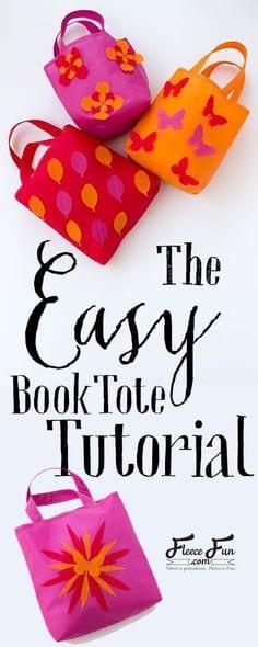Book bag tutorial