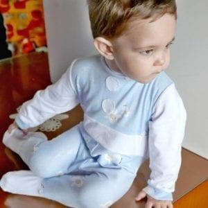 Footed pajama pattern