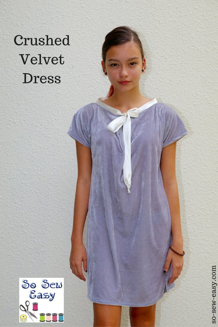 crushed-velvet-dress