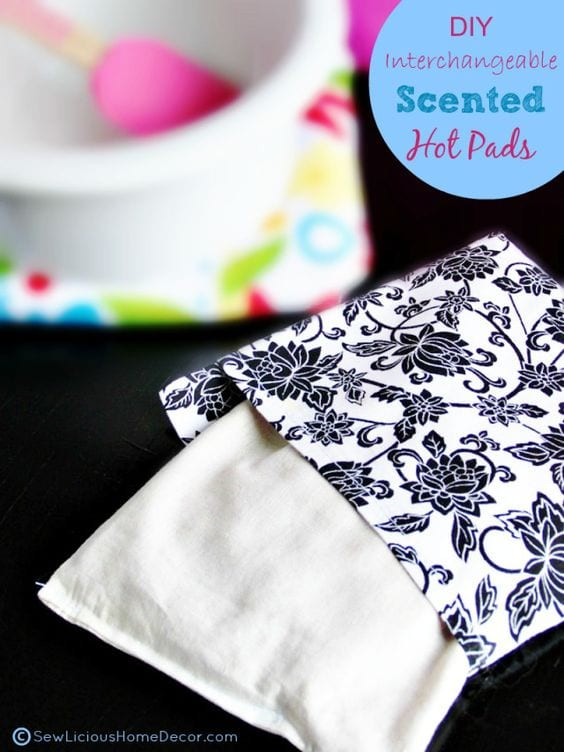 Scented Hot Pads tutorial