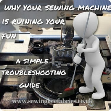 Sewing Machine Troubleshooting Guide