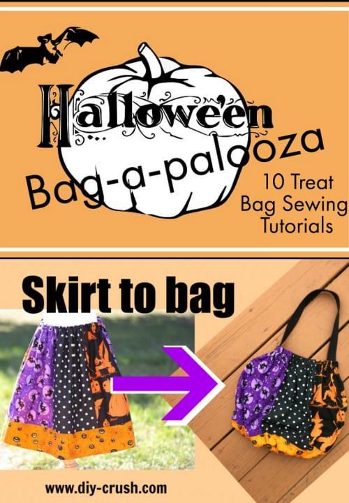 diy-halloween-candy-bag-this-bag-is-made-from-a-skirt-it-is-a-great-upcycle-project