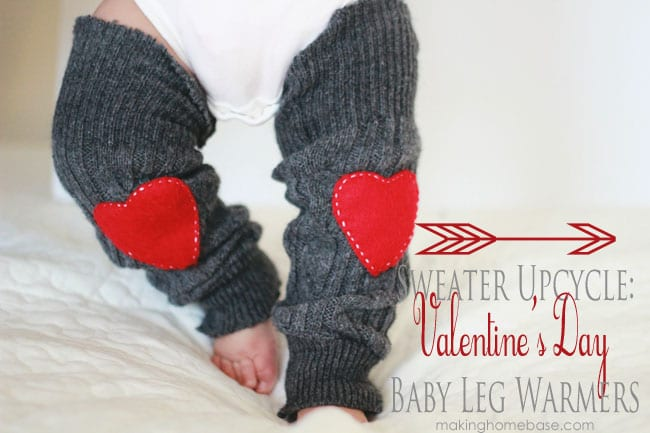 Sweater Baby Leg Warmers