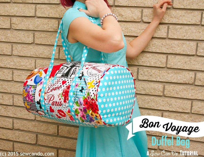 Bon Voyage Duffel Bag