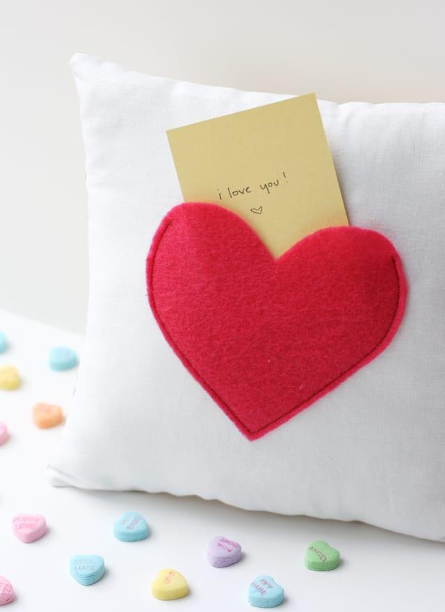 Secret Pocket Pillow