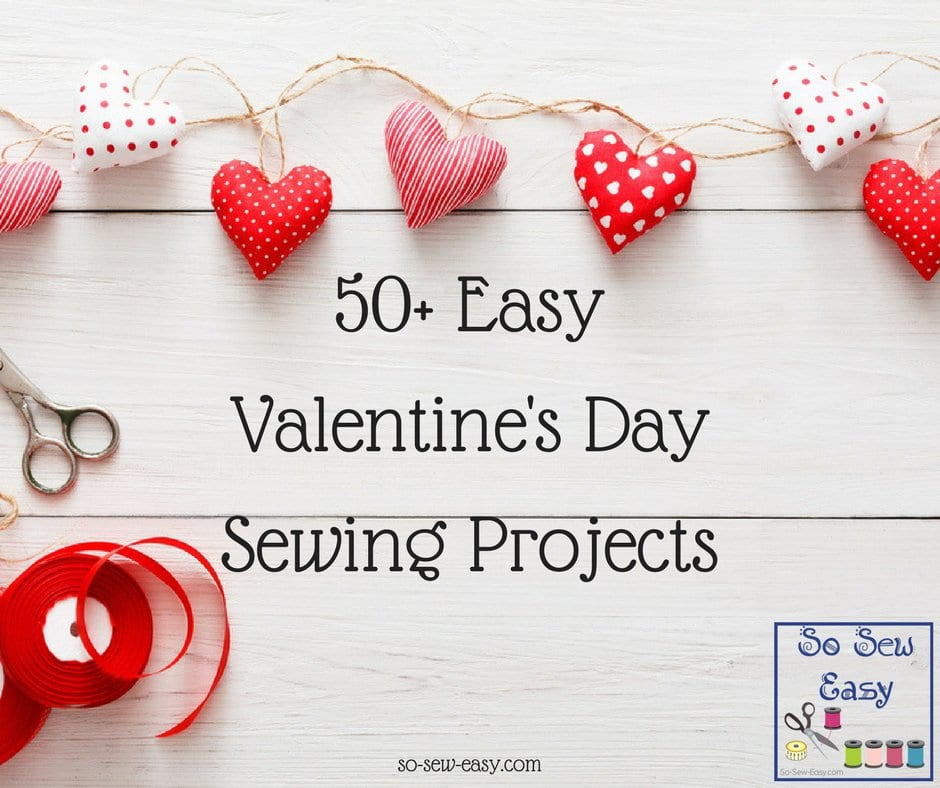Valentine's sewing