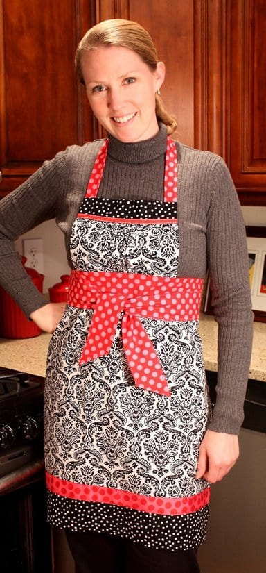 Empire Waisted Apron