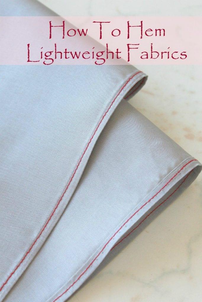 Hem Lightweight Fabrics
