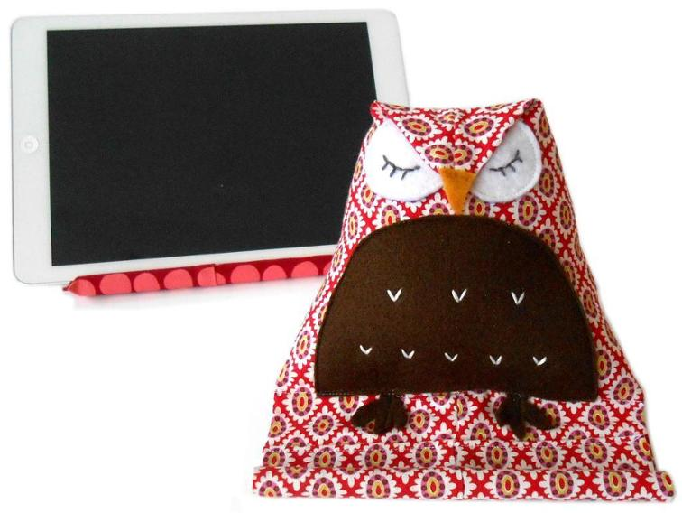 Owl Ipad and Tablet Stand