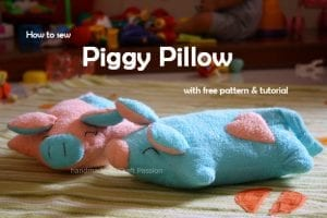 Piggy Pillow