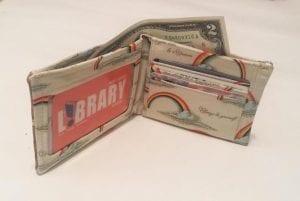 Kentucky Bluegrass Wallet