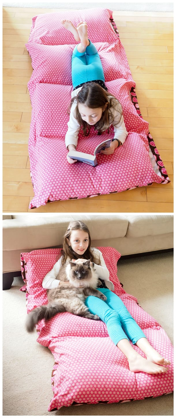 Cozy Pillow Bed