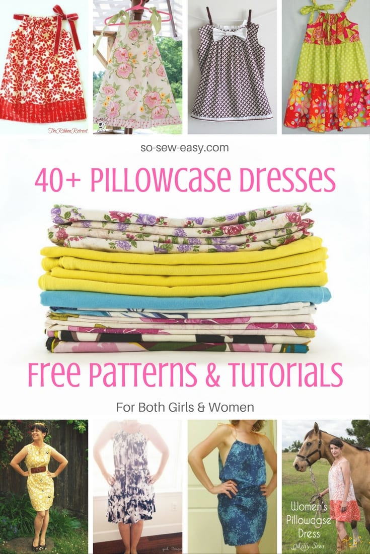 Pillowcase Dresses