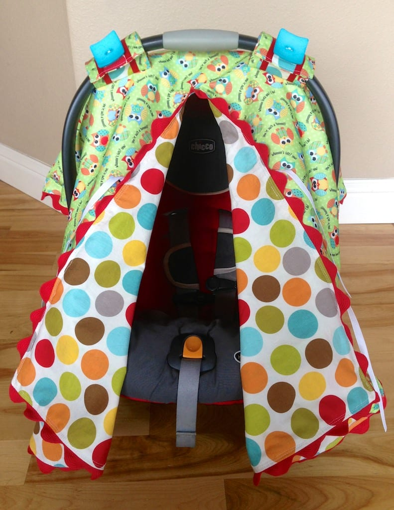 Cool Free Tutorial For Car Seat Canopy Sewing 4 Free Creativecarmelina Interior Chair Design Creativecarmelinacom