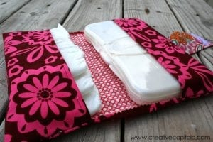 Diaper and Wipes Carrier