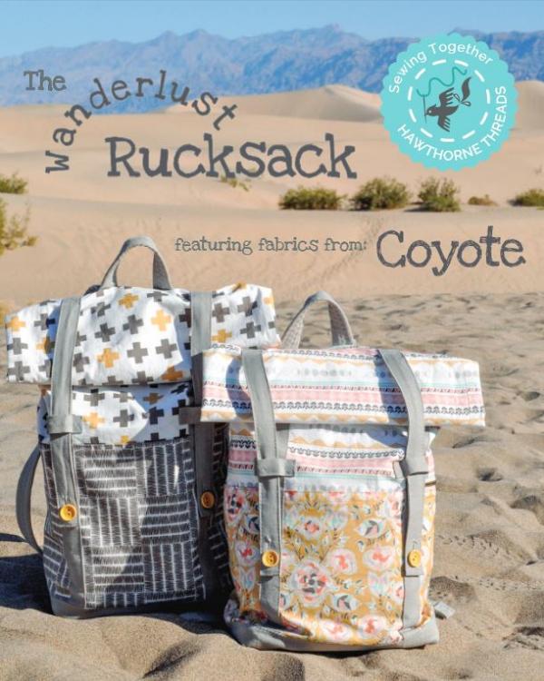 Wanderlust Rucksack