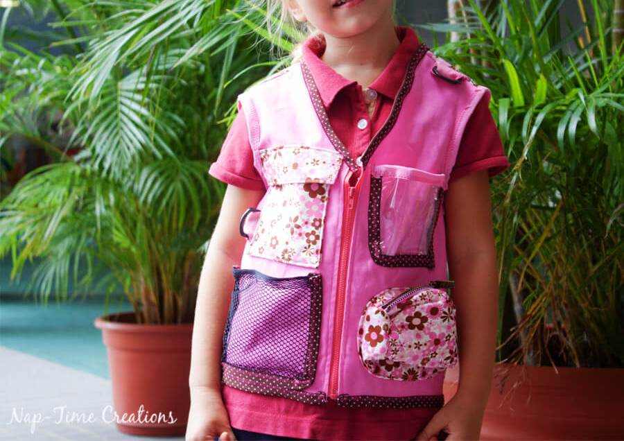 Little Explorers Vest