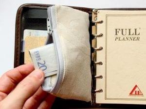 Planner Wallet