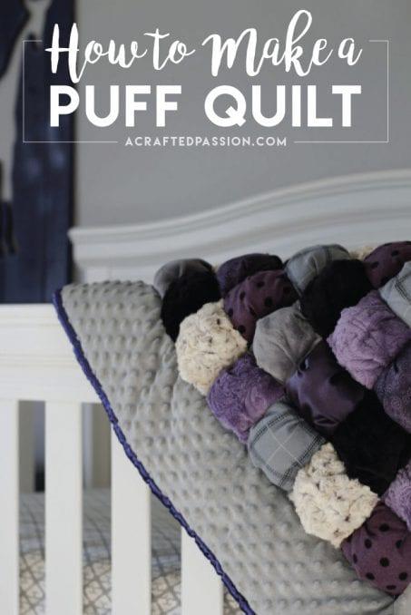 puff quilt