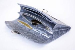Felt Wallet