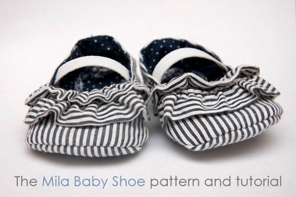 Mila Baby Shoe