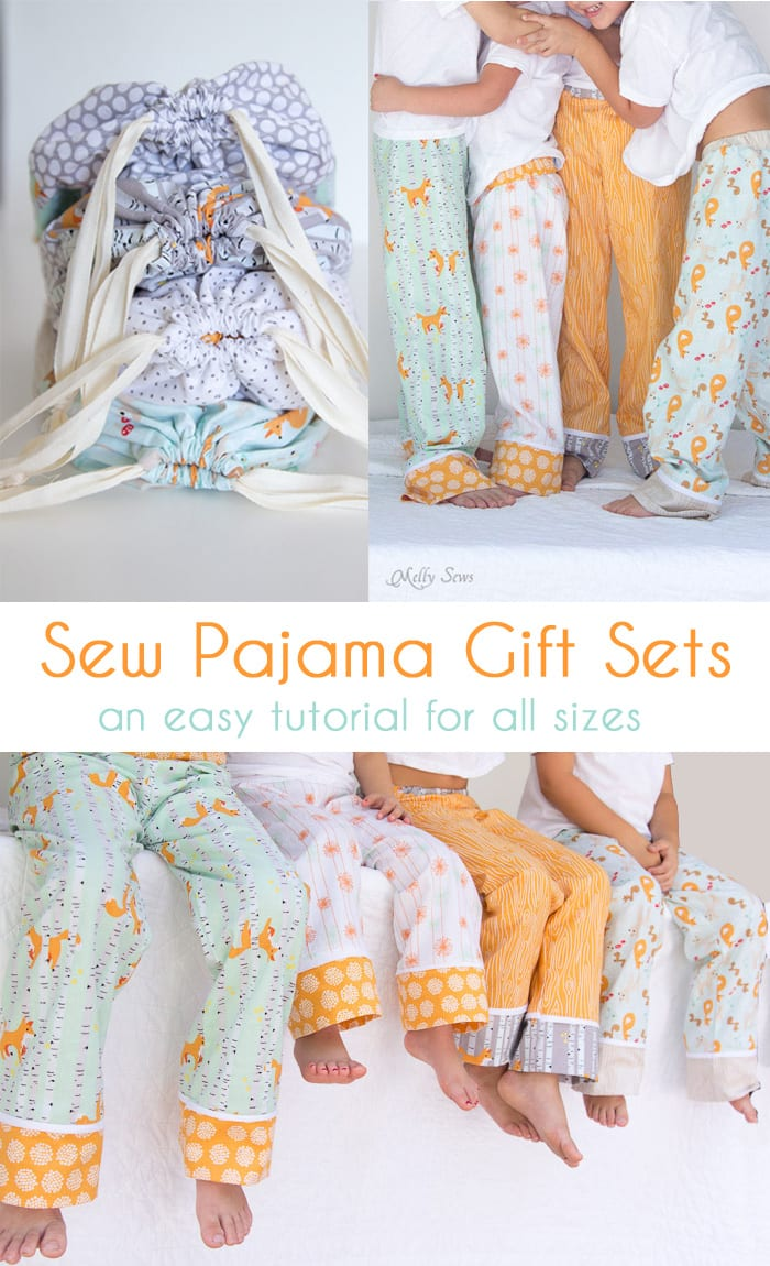 pajama gift sets