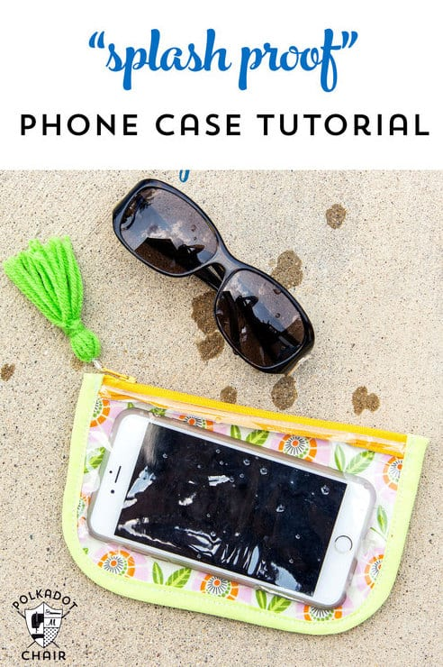 splash proof phone case