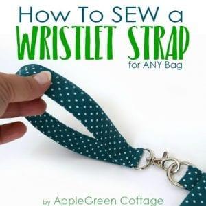 Wristlet Strap