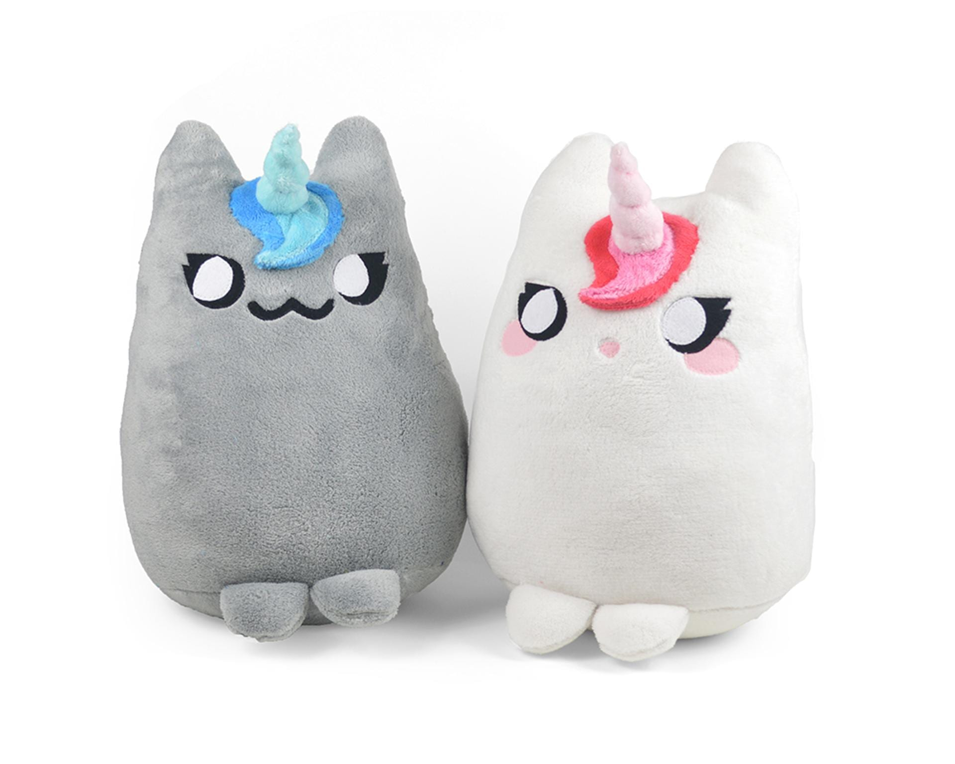 Unicorn Kitty Pillow Plush