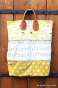 Expandable Bag Sewing Tutorial