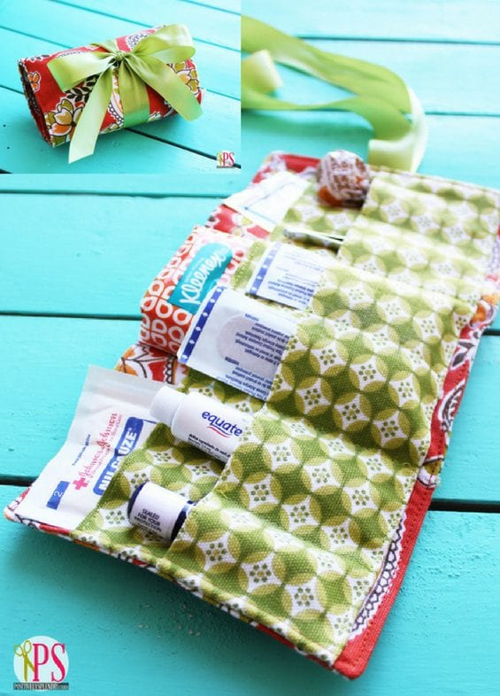 First-aid Kit free sewing tutorial