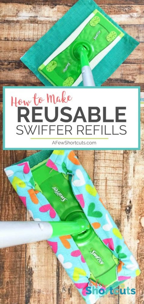Swiffer Refills Free Sewing Tutorial