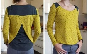 Bee-Shirt FREE Sewing Pattern