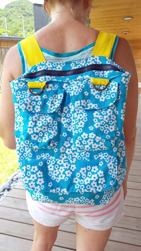 Covertible Purse-Backpack