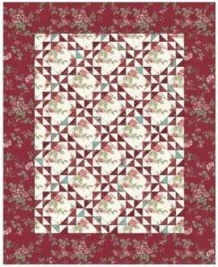 ocean wave quilt pattern