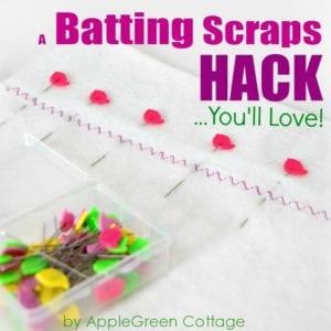 Batting Scraps